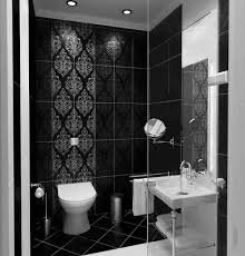 unique white bathroom designs. Trend Black And White Small Bathroom Designs Best Design Unique D