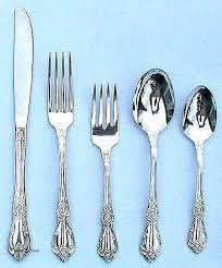 Reed And Barton Stainless Flatware Discontinued Patterns New Silverware Patterns Vintage By Rogers Magazine Ad Flatware Patterns