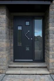 front doors with side panels26 best Composite Doors  The Italia Collection images on
