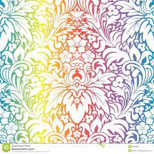 Cool Pattern Backgrounds Fascinating Vector Seamless Multicolor Pattern Stock Vector Illustration Of