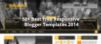 responsive blogger templates 50 best free responsive blogger templates 2014 creativecrunk