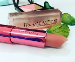 rosy matte maybelline