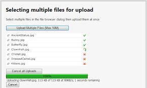 Screenshot Php File Upload Php Upload Script Php Upload