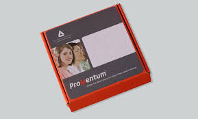 Uc Charting Solutions Promentum Logo Promotional Package Rinse Design