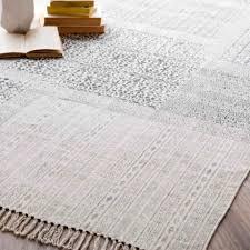 teppich aus baumwolle 140 x 200 cm maisons du monde decor