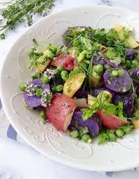 simple potato salad recipe no mayo