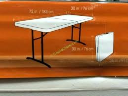 costco lifetime table lifetime table lifetime s 6 fold in half lifetime 6 foot folding table costco lifetime table
