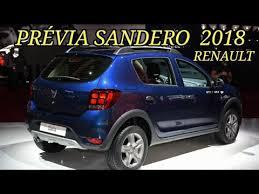 2018 renault sandero. beautiful 2018 previa renault sandero 2018 reestizado pela dacia on 2018 renault sandero t