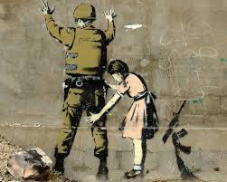 Art Pieces 15 Controversial Street Art Pieces By Banksy Boredbug