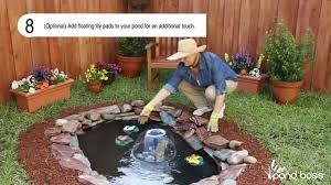 garden pond pumps. Modren Pond How To Build A Small Pond On Garden Pumps