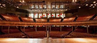Ryman Auditorium Tennessee Vacation Nashville Grand Ole Opry