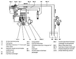 fuel lines fuel shutoff valve on 99 e300 turbodiesel 606 engine full size image