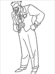 Small Picture Joker Batman Coloring Pages Coloring Pages To Print Free