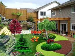 home garden design small garden decoration ideas backyard garden