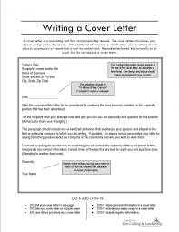 How To Make Resume And Cover Letter One Document The Best Stand