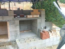 build brick outdoor fireplace your own small making fire places pits laying brick for outdoor fireplace