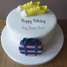 Birthday Cake Baby Girls Name Images Generator