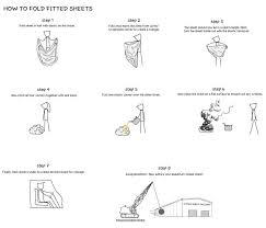 fold fitted sheet how to fold fitted sheets random funny crap pinterest folding