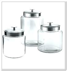 anchor hocking glass storage set replacement lids containers food with 16 piece