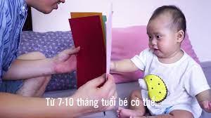 10 trò chơi bố có thể chơi với bé 7 - 10 tháng tuổi [bobimsua.com] - YouTube