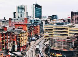 An international city: Manchester meets world