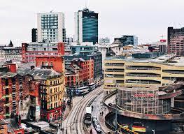 An international city: Manchester meets world