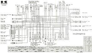 kawasaki motorcycle wiring diagrams kawasaki bayou 400 4x4 wiring diagram at Kawasaki Bayou 400 Wiring Diagram
