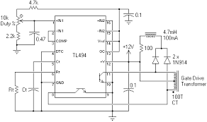 texas instruments jpralves net the tl494c device is characterized for operation from 0°c to 70°c the tl494i device is characterized for operation from 40°c to 85°c