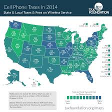 Florida Salary Calculator After Taxes How High Are Cell Phone Taxes In Your State Tax Foundation
