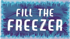 Image result for fill your freezer fundraiser images