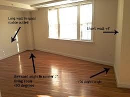 Making An Awkward Shaped Living Room Work Awesome Apartment Living Room Layout