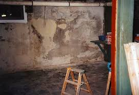 Old Basement Remodel