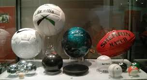 Sports Ball Weight Comparison