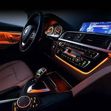 How To Change Bmw Interior Lights Color General Atmosphere Lights Built On Car Stereo Fascia For Bmw