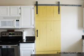 Making Barn Door Hardware Diy Barn Door Find It Make It Love It