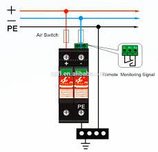 surge protector wiring diagram wiring diagrams 48v 40ka dc surge protector view zhongpu