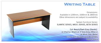 office writing table. Writing Table | Office LIZO Singapore I