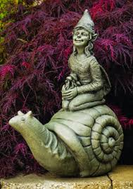 fairy statues sculptures statuary by