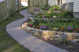 Small Picture Landscape Design Retaining Wall Ideas Images Goldenom