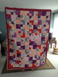 11 best Quilts - Five and Dime images on Pinterest | Creative ... & I made this for my daughter's birthday. I used the Five and Dime pattern  from Adamdwight.com