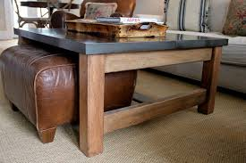 Captivating Image Of: Lift Coffee Table With Ottomans Underneath Awesome Design