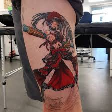 More On My Tattoo Anime Amino