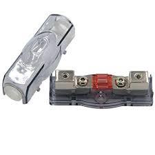 amazon com zookoto 150a car audio power wire fuse holder car boat zookoto 150a car audio power wire fuse holder car boat marine auto fuse box fuse