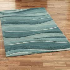 area rugs blue ocean landscapes wool custom white rug navy and throw circular green round teal