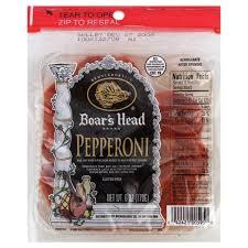 Boars Head Pepperoni Pre Sliced