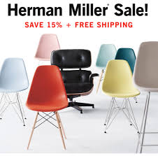 design within reach starts now herman miller sale  milled