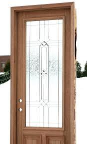 front doors with glass side panels creative ideas wooden door oak external and frames
