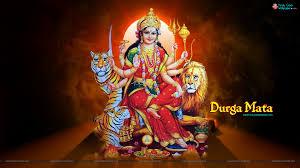 Goddess Durga HD widescreen Wallpaper ...