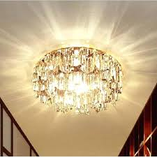 crystal semi flush chandelier superb semi flush mount crystal chandelier jolie chrome drum shade crystal semi