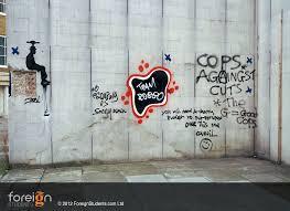 EXCLUSIVE: Banksy vs Robbo Feud Renewed in Mayfair